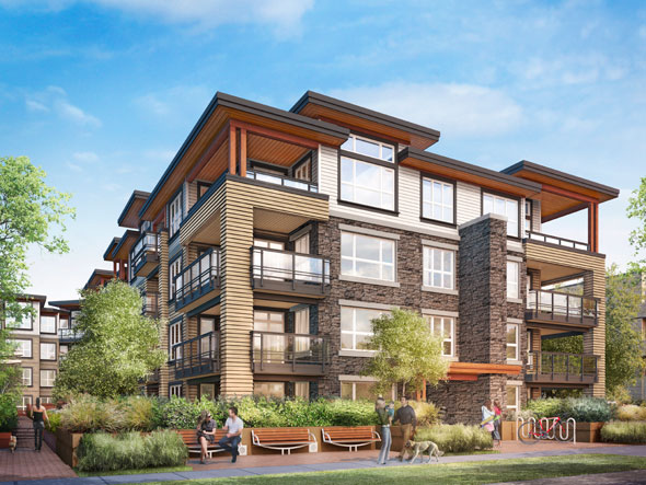 Millhouse by Marcon Homes coming soon to Lynn Valley.